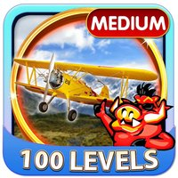 Airplane Crazy Hidden Objects