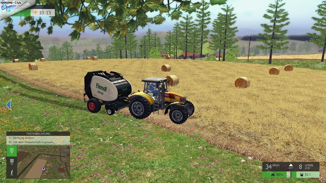 Farmer Simulator 17 : New Harvest App for iPhone - Free Download