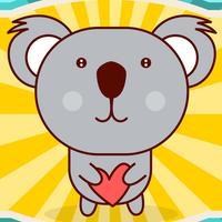 Koala Family Jigsaw puzzle Game