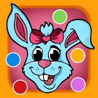 A Easter Coloring Book for Children