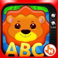 ABC SAFARI Animals & Plants - Video, Picture, Word, Puzzle for Kids