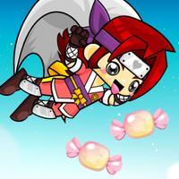 Ninja Candy Fall