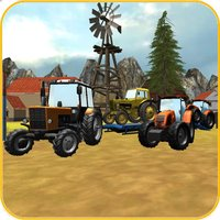Tractor Transporter 3D 2