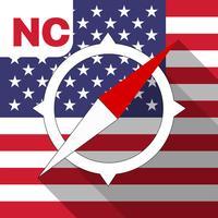 North Carolina, USA Navigation