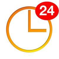 BadgeTimerFree - Countdown by badge
