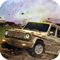 Off-Road 4x4 SUV Driving
