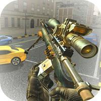 Sniper Shooter Street Way 3D