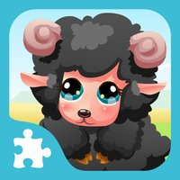 Baa Baa Black Sheep – Nursery rhyme and educational puzzle game for little kids