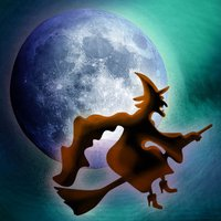 Witchy Woman Halloween