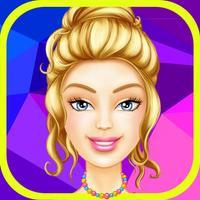 Princess Bubble:Girl makeup games