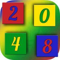 2048 Math puzzle - Unlimited