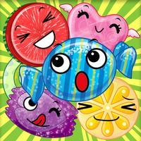 Candy gala heroes