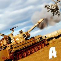Tank Helicopter War Simulator – 3D World Combat