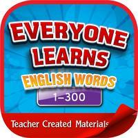 English Words 1-300