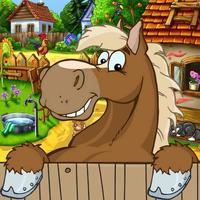 Running Crazy Horse