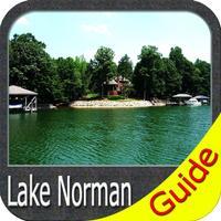 Lake Norman North Carolina GPS fishing charts