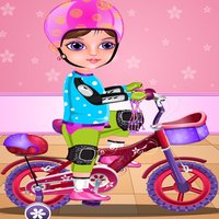 Little Bicycle Rider