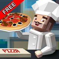 Pixel Pizzeria: Chef Cooking Simulator 3D
