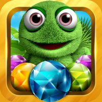 A Gem Shooter Mania Brain Training Matching Adventures Free