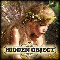 Hidden Object - Elven Woods