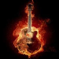 guitar music release heart