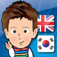 Baby School (Korean+English) Voice Flash Cards