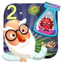 Crazy Doctor VS Weird Virus 2 Free - A matching puzzle game