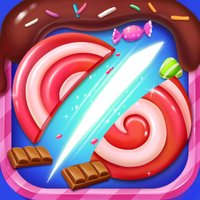 Candy Slash - Slice Cut All Fly Sweets