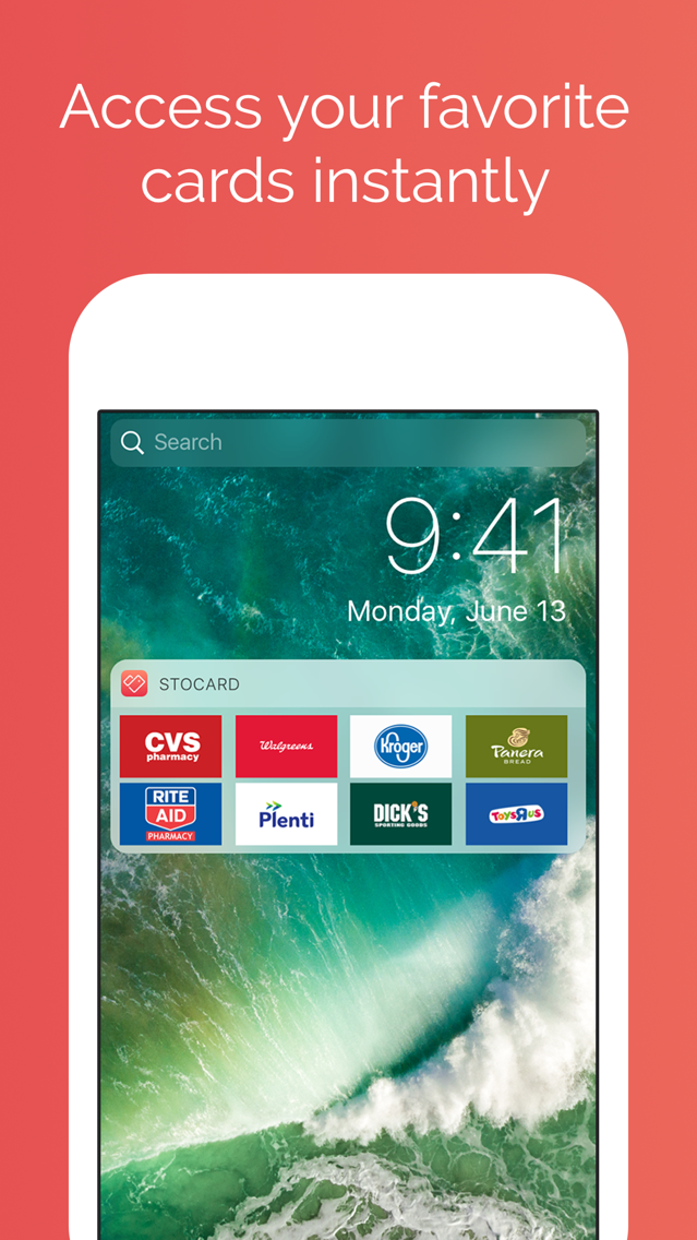 Stocard - Rewards Cards Wallet App for iPhone - Free Download