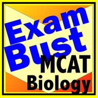 MCAT Prep Biology Flashcards Exambusters