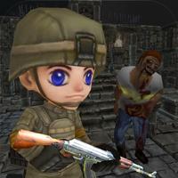 Zombie Strike: Area 51