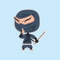 Samurai Stickers Too