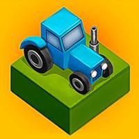 TractoRush : Cubed Farm Puzzle