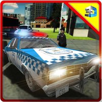 Police Warden Speed Chase - Traffic cop simulator