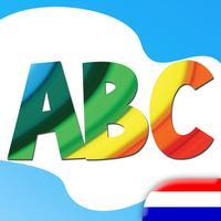 ABC voor Kinderen - Leer letters, cijfers en woorden met dieren, vormen, kleuren, groenten en fruit Gratis