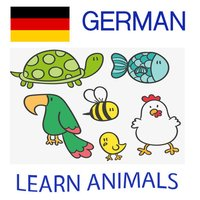 Learn Animals in German Language