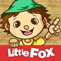 Pinocchio - Little Fox Storybook