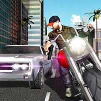 Grand City Gangster Crime Sim