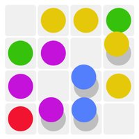 Three dots: simple puzzle game