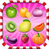 Yummy Fruit: Link Match Game