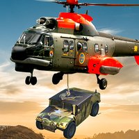 Real 3D Helicopter Flight Simulator 2017