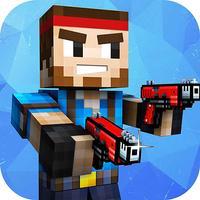 像素枪战游戏:全民单机打枪FPS免费射击手游