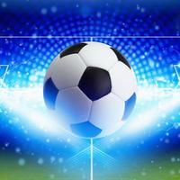 Super striker - soccer game