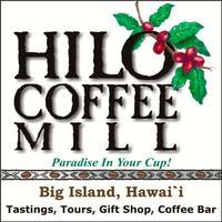 Hilo Coffee Mill - Hawaii