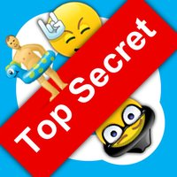 Secret Smileys for Skype - Hidden Emoticons for Skype Chat - Emoji