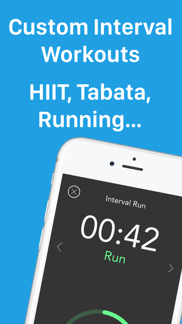 Intervals Pro - Interval Timer App for iPhone - Free