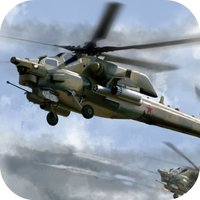 Fly Military Helicopter 18