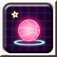 霓虹灯篮球