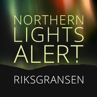 Northern Lights Alert Riksgränsen