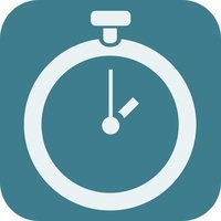 Stopwatch - simple with voice speaking time